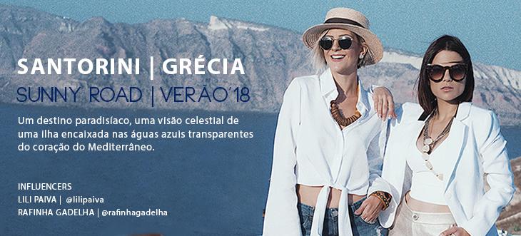 Santorini | Grécia - Sunny Road Verão'18